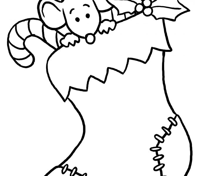 678x600 Free Holiday Coloring Pages Best