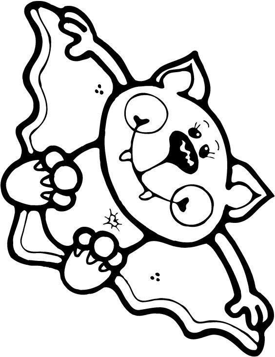 564x732 Kids Coloring Pages Halloween