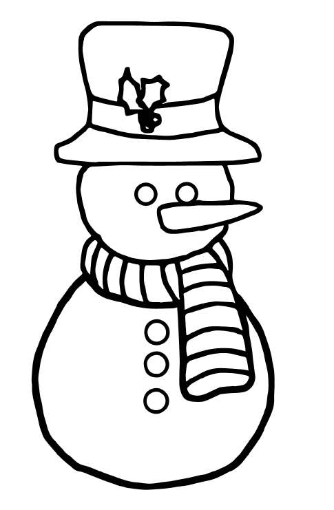 485x741 Pediatric Occupational Therapy Tips Free Holiday Coloring Pages