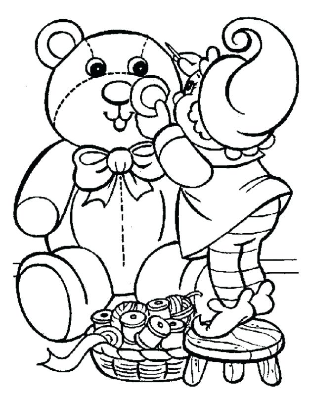 627x808 Funny Coloring Book Pages