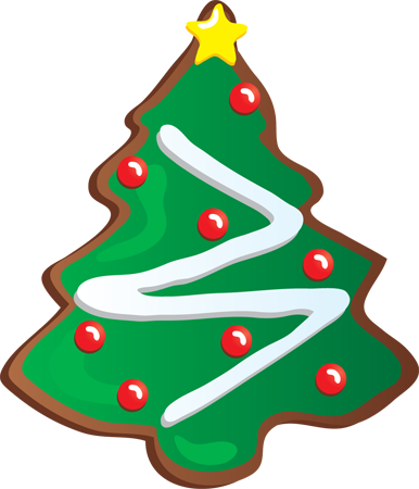 386x450 Christmas Cookie Exchange Clip Art Free Clipart