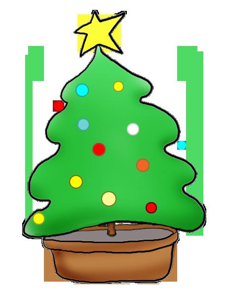 464x591 Christmas Clip Art