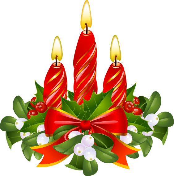 563x570 113 Best Christmas Candles Images Adobe Illistrator