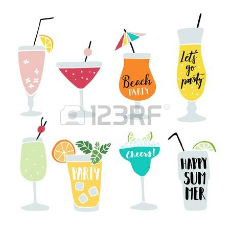 450x450 Drinking Clipart Holiday Cocktail