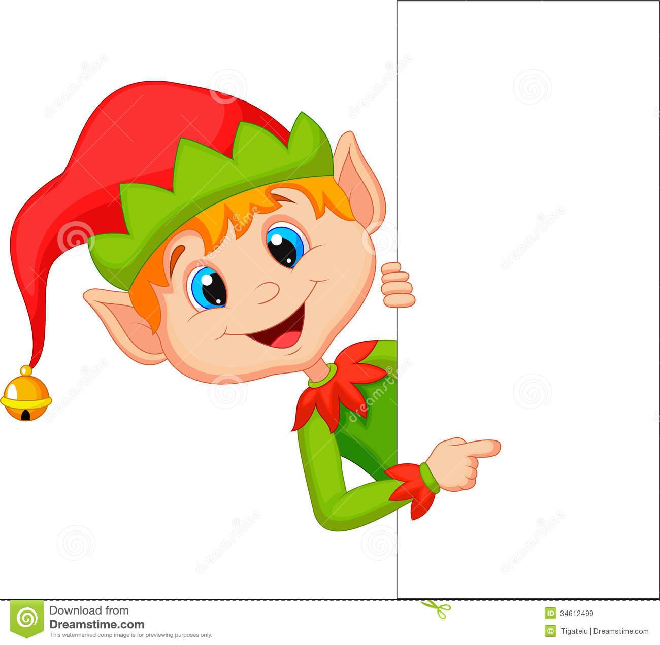 1300x1271 Elf Clipart