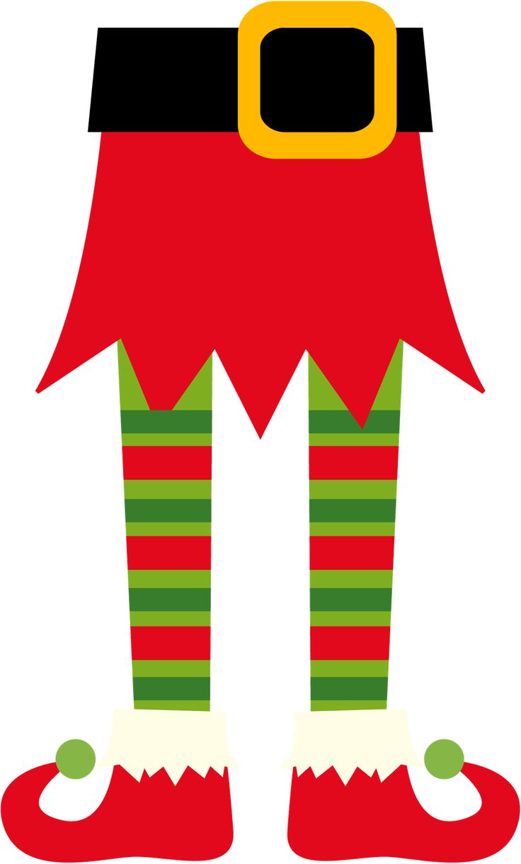 736x1219 Hiding In Santa Boot Elf Clipart, Explore Pictures