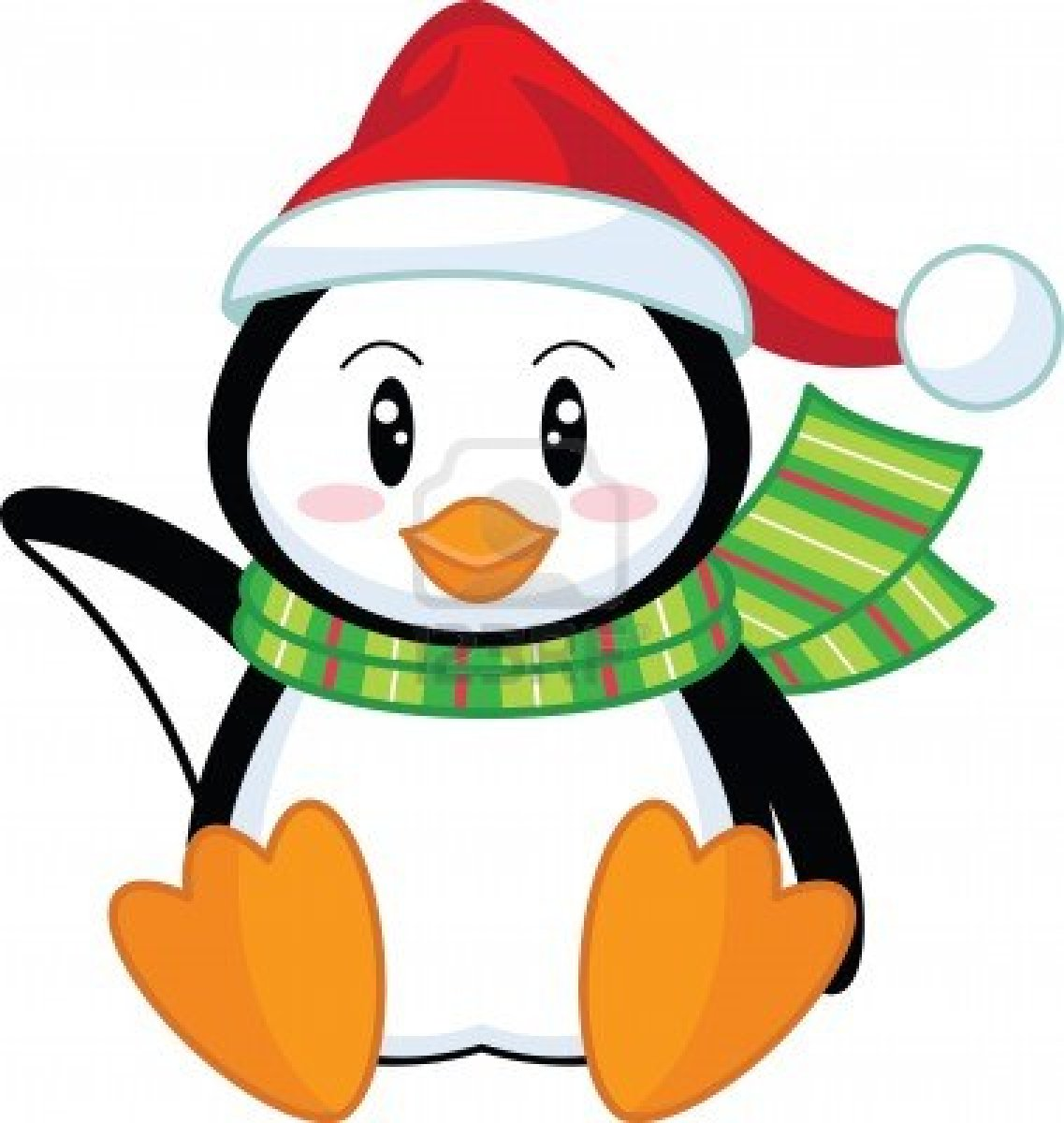 1137x1200 Penguin Clipart Winter Holiday
