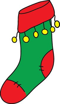 203x350 Christmasholiday Clip Art Free By Little Genius Projects Tpt