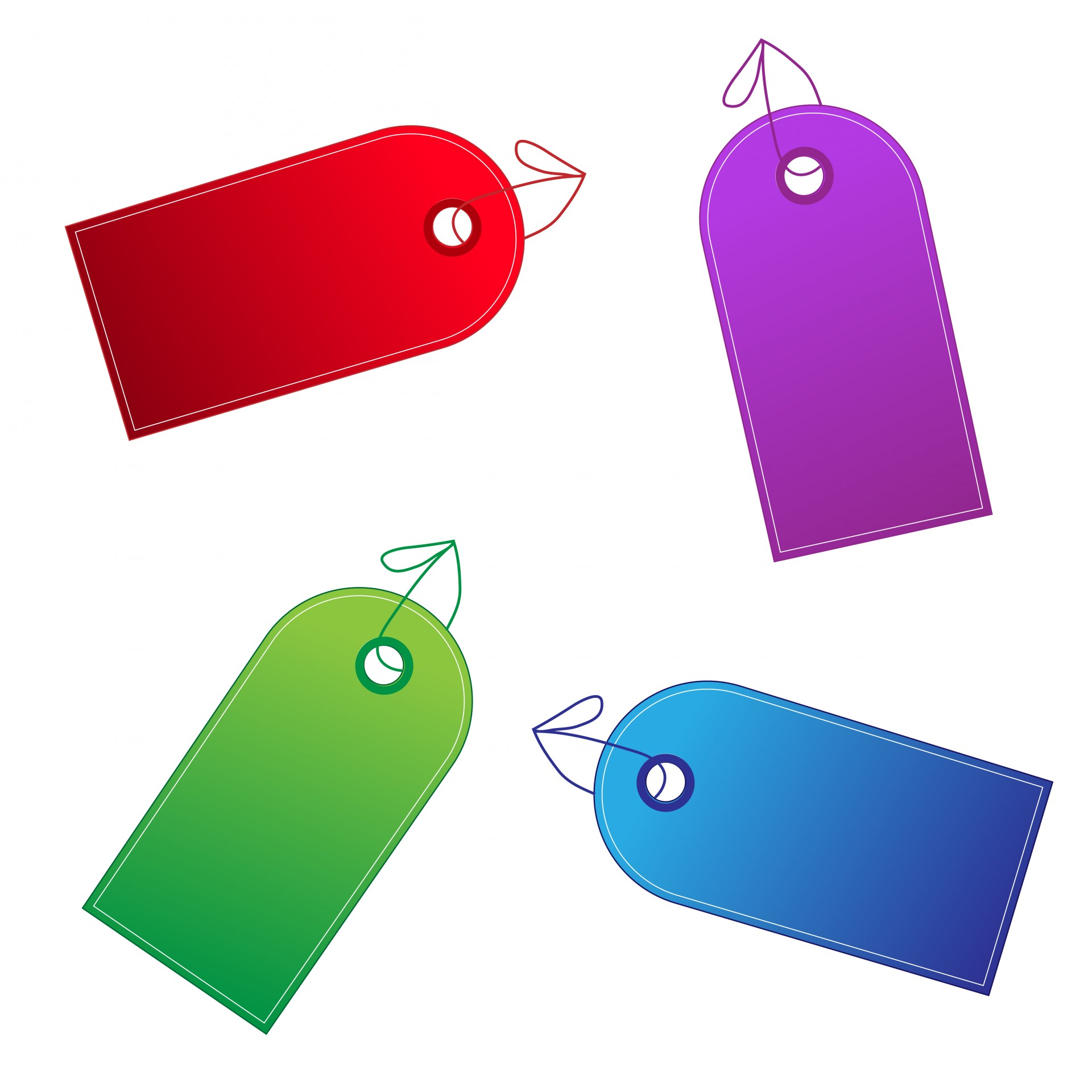 1920x1920 Clipart Gift Tags