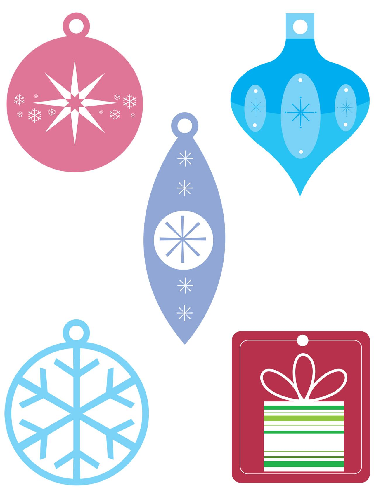 1280x1707 Free Christmas Templates Printable Gift Tags, Cards, Crafts