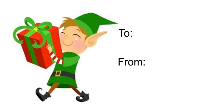 712x348 47 Free Printable Christmas Gift Tags (That You Can Edit
