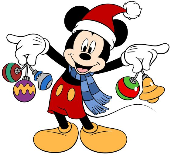 563x511 Disney Happy Holidays Clip Art Cliparts