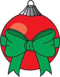 237x300 Christmas Ornaments Clipart Jpeg