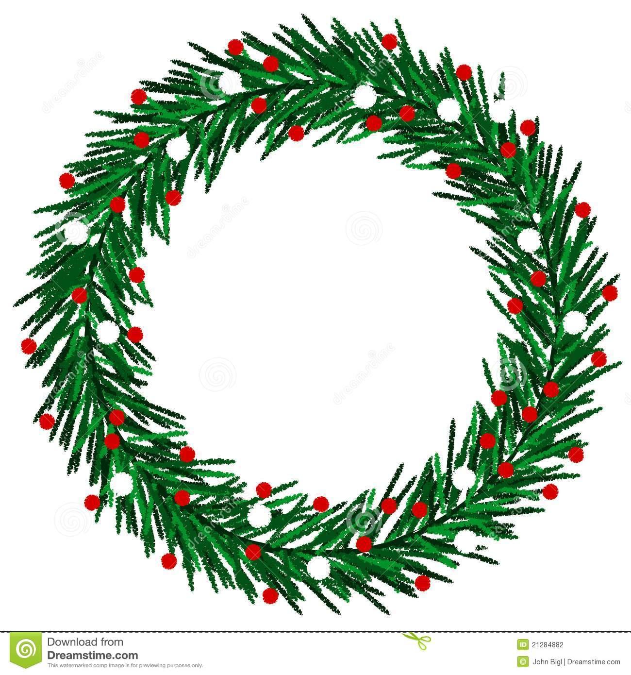 1300x1390 Greenery Clip Art For Christmas Fun For Christmas