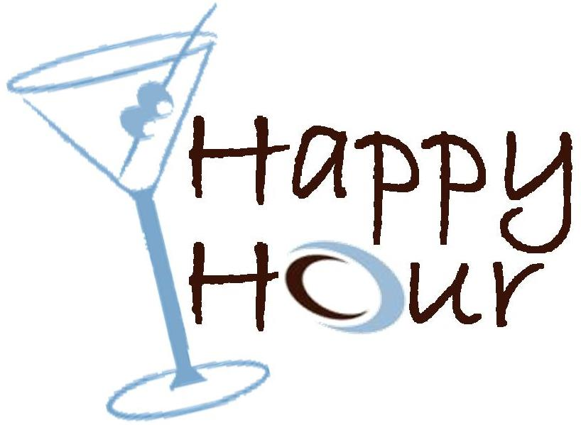 818x599 Holiday Clipart Happy Hour