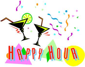 350x278 Holiday Clipart Happy Hour