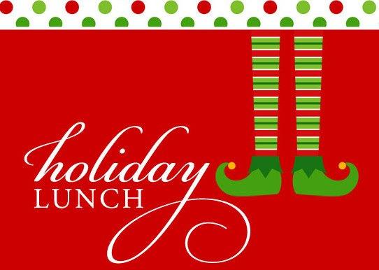 542x386 Staff Holiday Luncheon