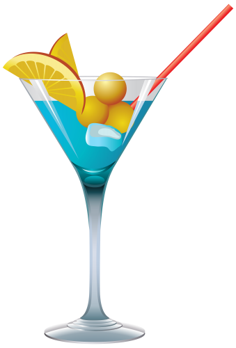 339x500 Blue Cocktail Png Clipart Clipart Blue Cocktails