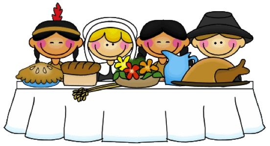 552x300 Holiday Dinner Cliparts 222066