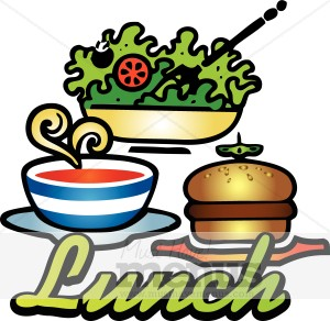 300x292 Holiday Lunch Clipart