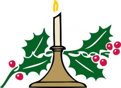 425x308 Holley Clipart Holiday Dinner
