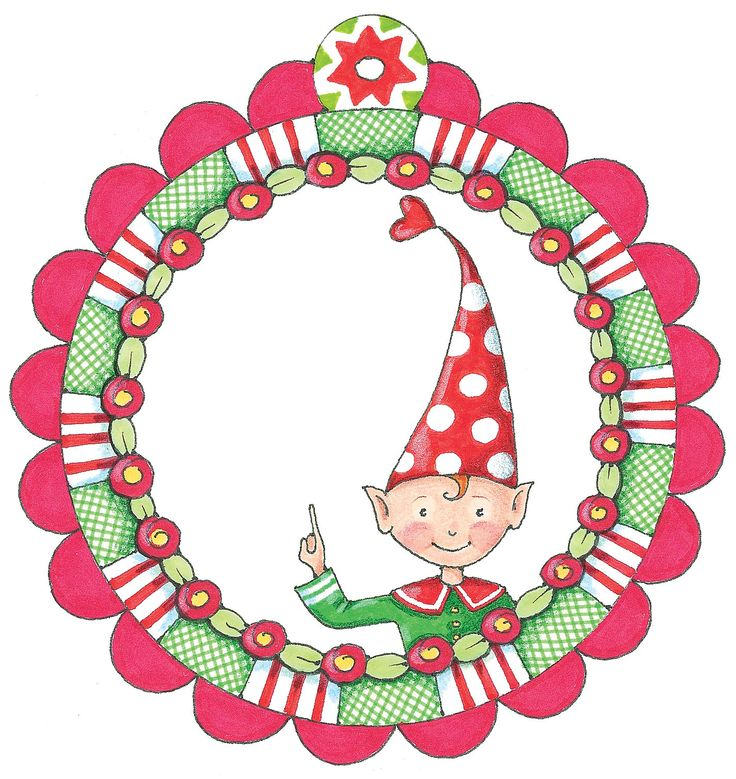 Holiday Open House Clipart_