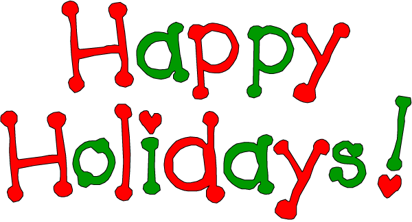 600x324 Animated Christmas For Emails Clipart