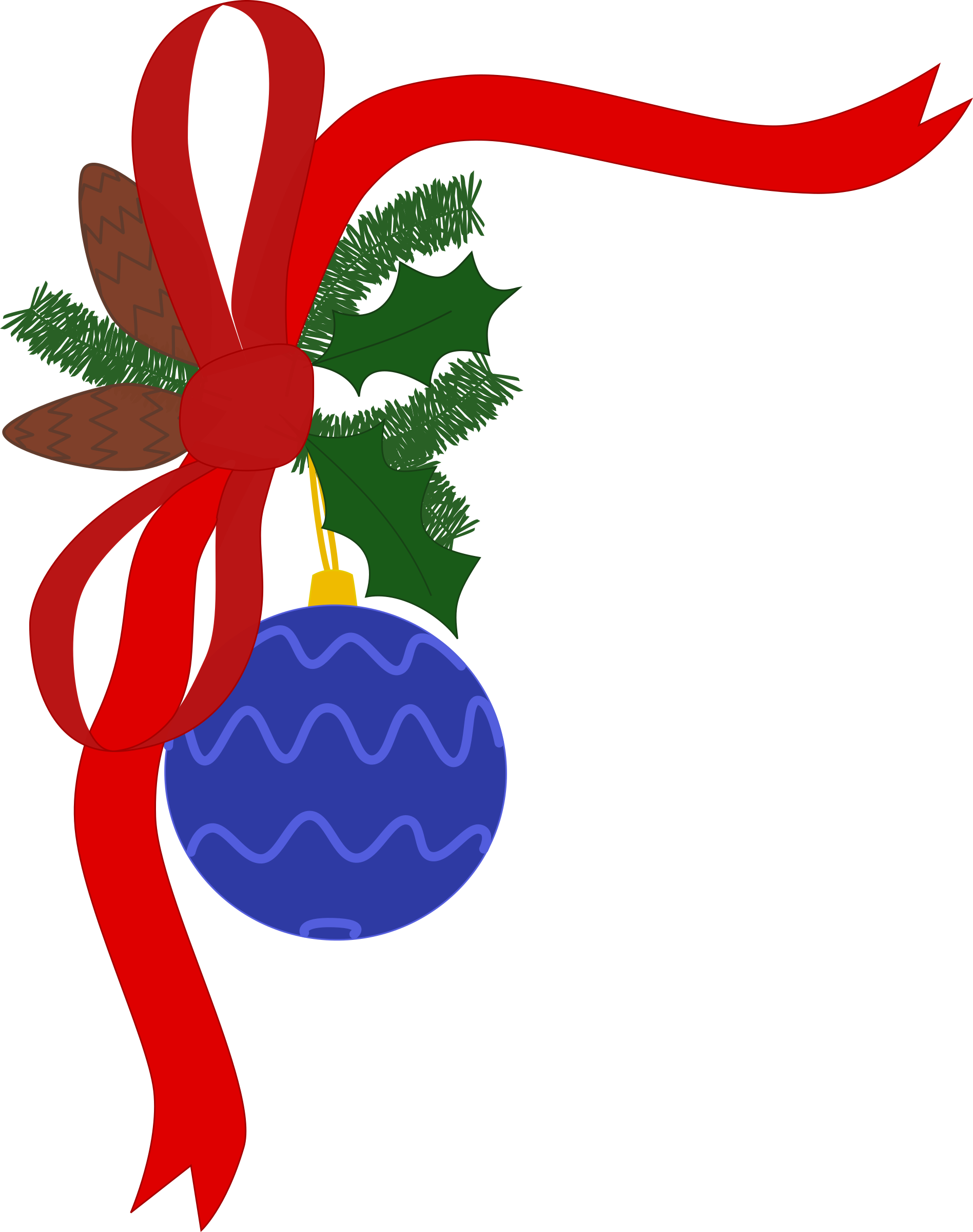 1896x2400 Holley Clipart Christmas Open House