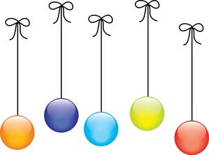 300x223 Free Christmas Clip Art Image