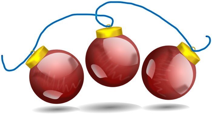 700x378 Free to Use amp Public Domain Christmas Ornaments Clip Art