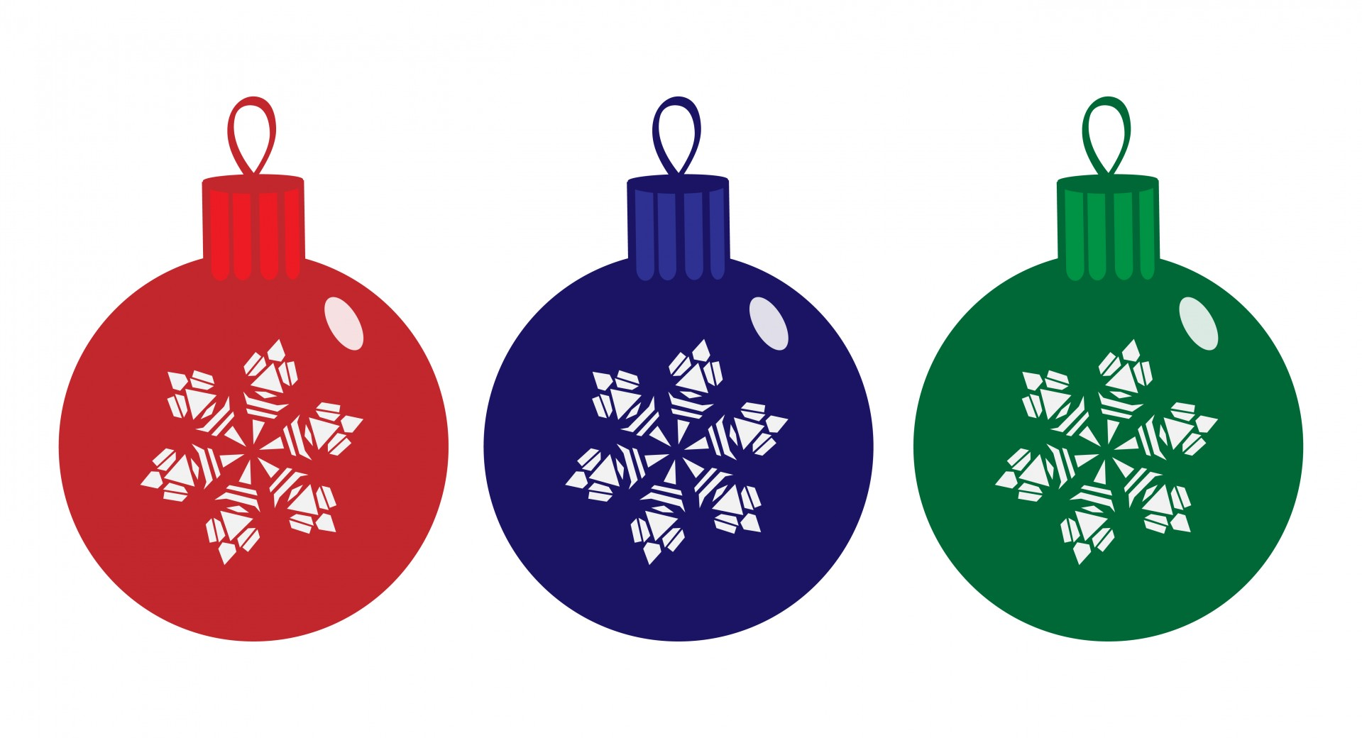 Holiday Ornaments Clipart Free Free Download Best Holiday
