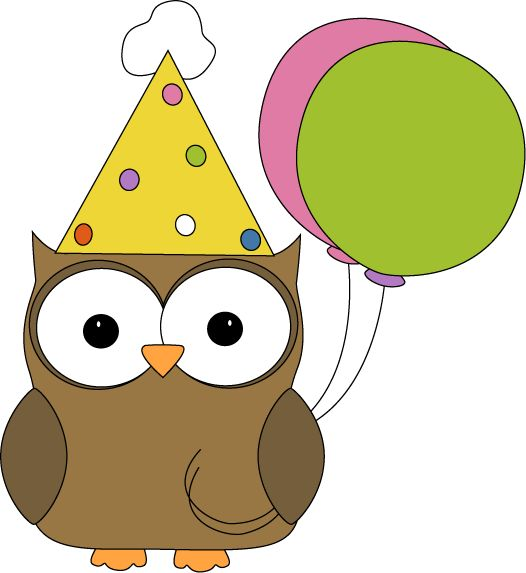 Holiday Owl Clipart
