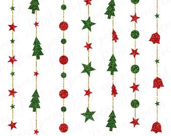 340x270 Christmas Lights Clipart Christmas Decoration