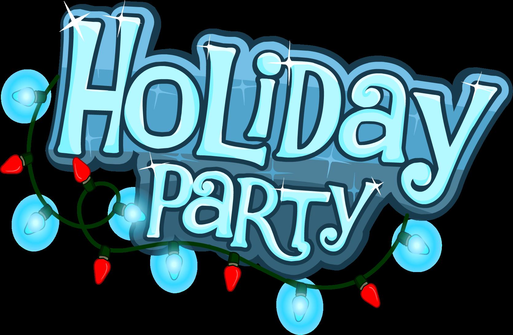 1671x1091 Free Holiday Party Invitation Clipart