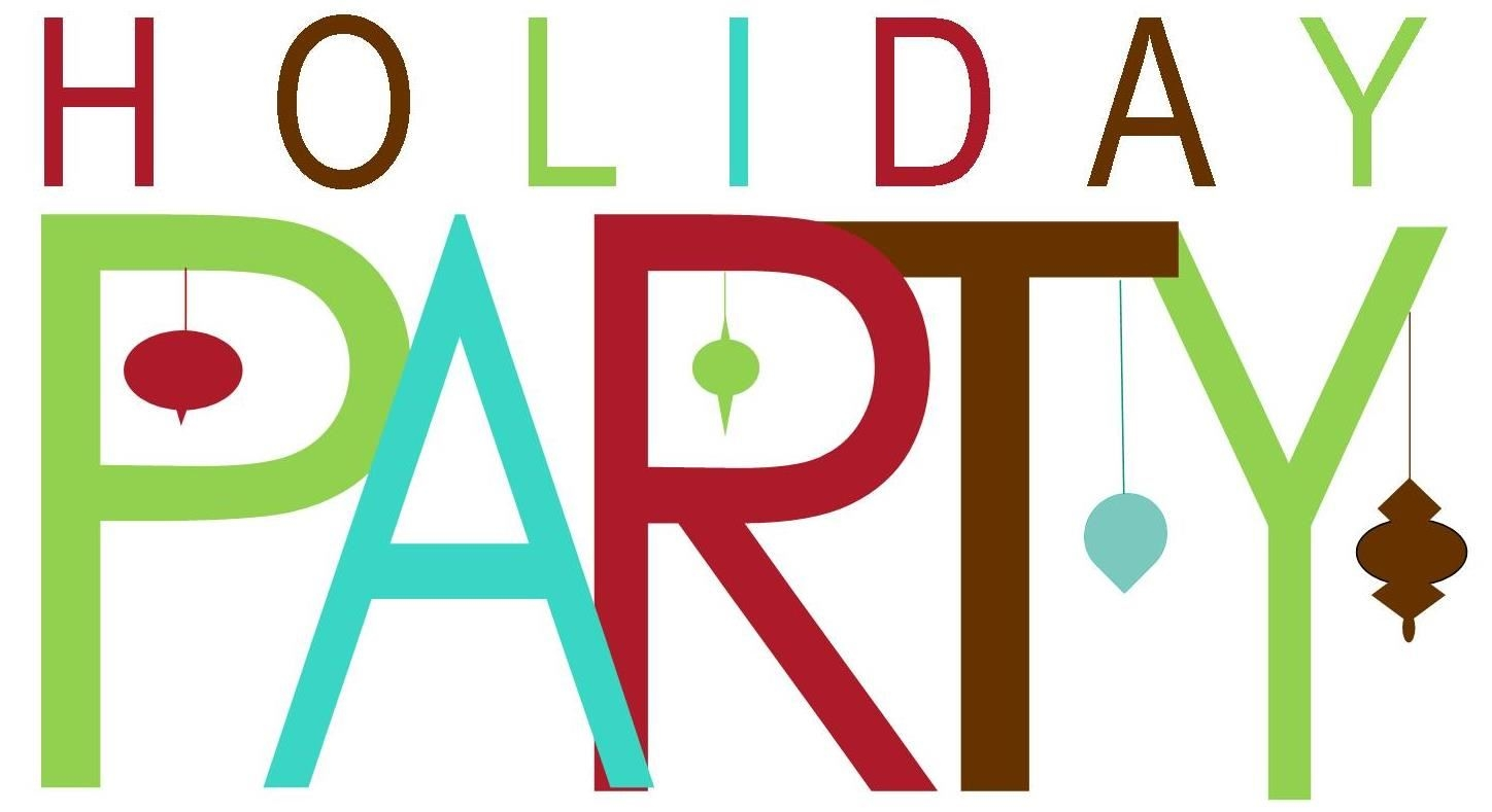 Holiday Party Invitation Clipart | Free download best Holiday Party ...