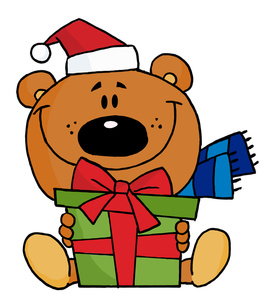 274x300 Cute Holiday Clipart