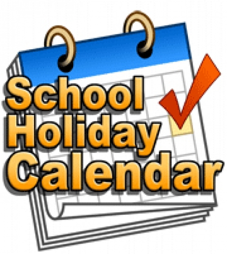 447x500 School Holiday Clipart Thanksgiving