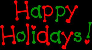 300x162 Reindeer Clipart Holiday Potluck