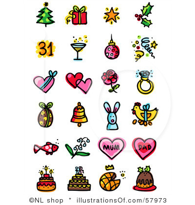 400x420 Royalty Free Holiday Clipart
