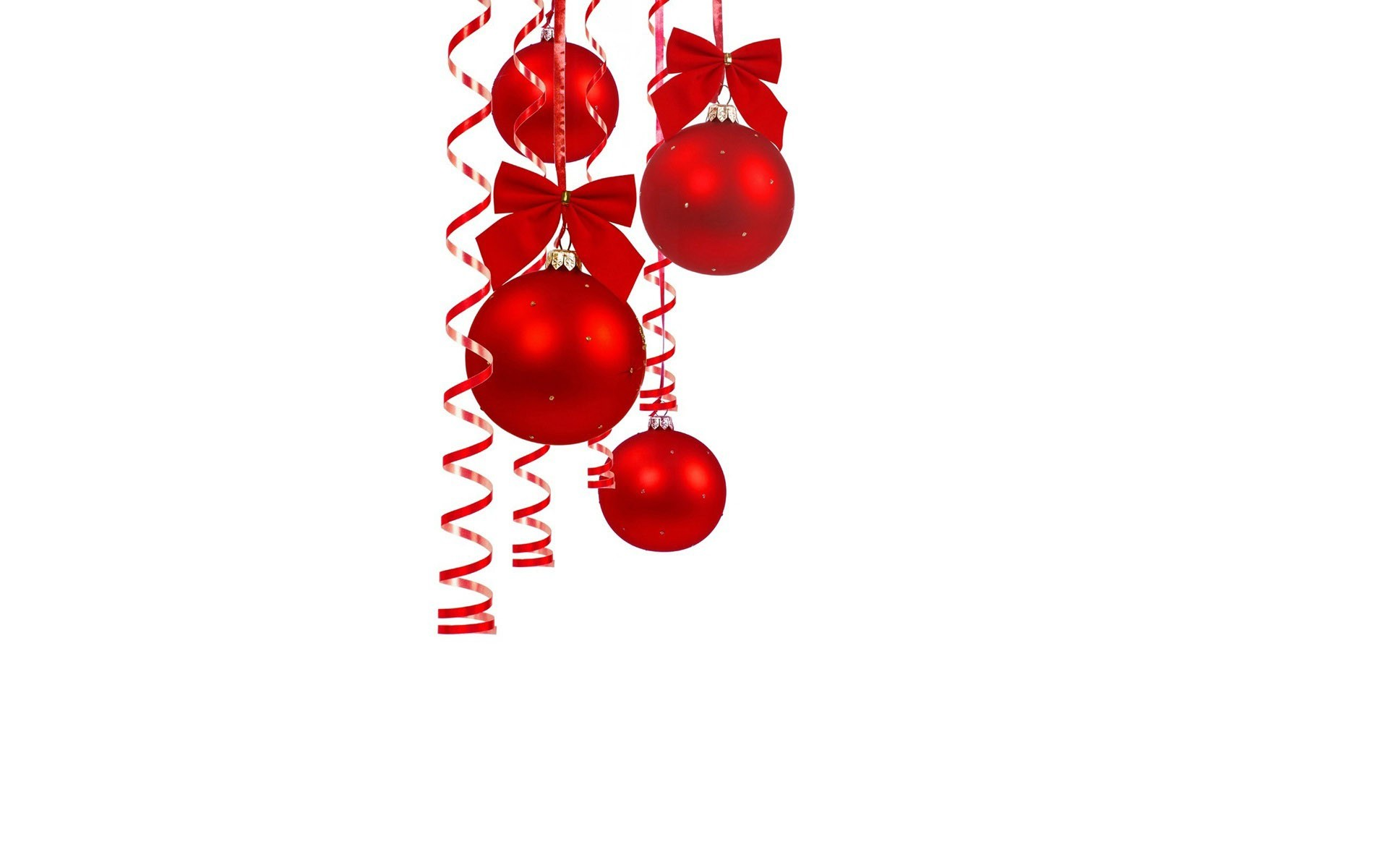 1920x1200 Christmas Decorations With Red Ribbon Christmas Tree Decorations
