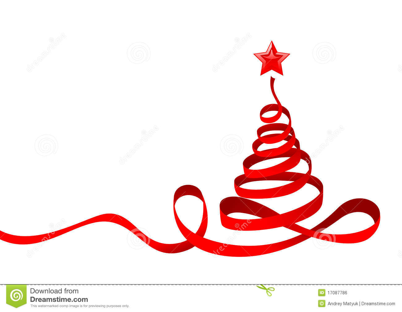 1300x1009 Christmas Red Ribbon Clipart