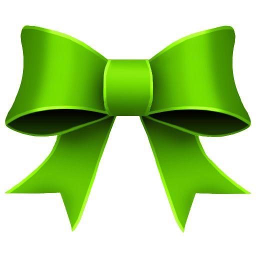 512x512 Christmas Green Bow Clip Art Clip Art Christmas 1 Clipart