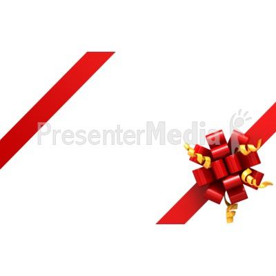 400x400 Ribbon Clipart Corner