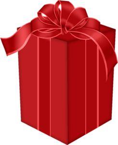 245x300 The Best Christmas Present Clip Art Ideas