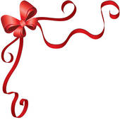 170x170 Bows And Ribbons Clipart Free Christmas