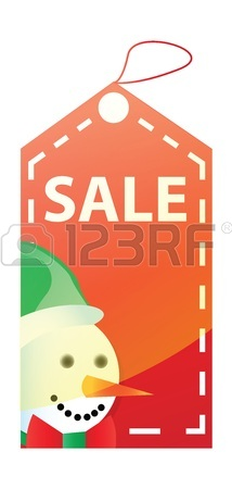 Holiday Sale Clip Art