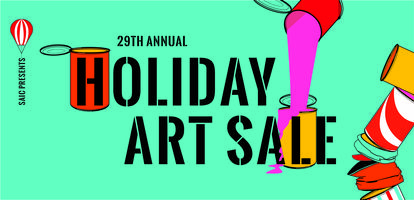 414x200 29th Annual Holiday Art Sale Tickets, Multiple Dates Eventbrite