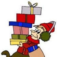 200x200 Holiday Shopping Clipart
