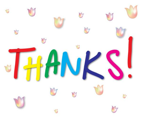 600x500 Thank You Free Images