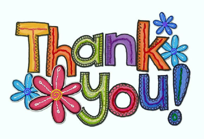 784x534 Thank You Volunteer Clip Art Free Clipart Images